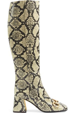 Gucci Women's knee-high boot with Horsebit