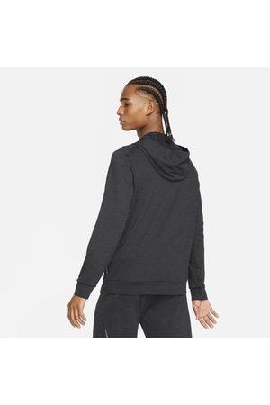 Nike Man Jackor - Jacka med dragkedja i fullängd yoga Dri-FIT för män