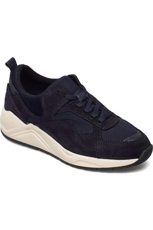 Bianco Kvinna Sneakers - Biadakota Suede Sneaker Låga Sneakers