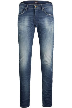 Jack & Jones Glenn Rock Jj 358 Sps Slim Fit-jeans Man