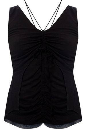 Helmut Lang Ruched tank top
