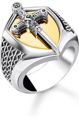 Thomas Sabo Ring svärd guld