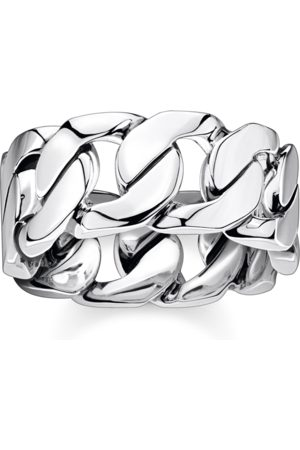 Thomas Sabo Man Ringar - Ring länkar silver
