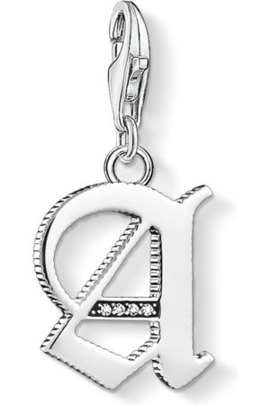 Thomas Sabo Charm-hängsmycke bokstaven A silver