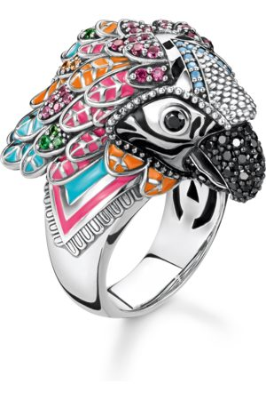 Thomas Sabo Ring papegoja