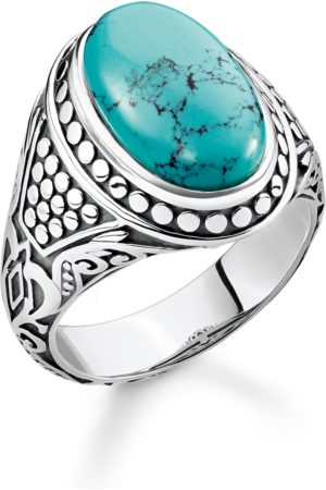 Thomas Sabo Ring turkos