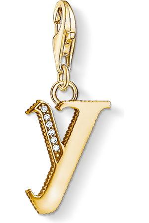 Thomas Sabo Charm-hängsmycke bokstaven Y