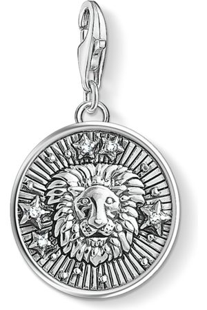 Thomas Sabo Halsband - Charm-hängsmycke stjärntecknet lejonet