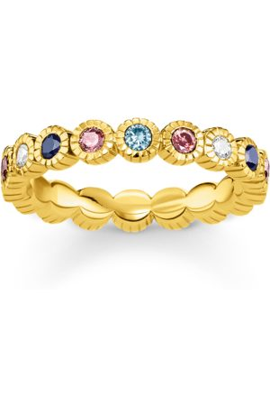 Thomas Sabo Ring Royalty guld