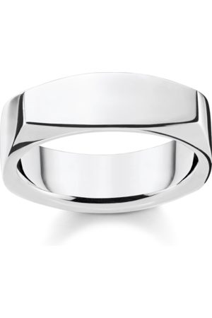 Thomas Sabo Ring Kantig silver