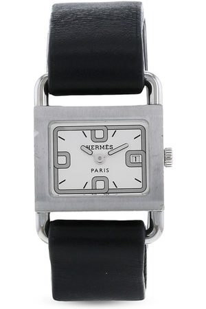 Hermès Kvinna Klockor - 1990 pre-owned Barenia 25mm