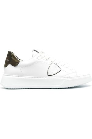 Philippe model Man Sneakers - Temple Veau låga sneakers