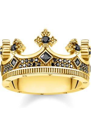 Thomas Sabo Ring krona guld