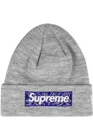 Supreme X New Era Bandana Box mössa med logotyp