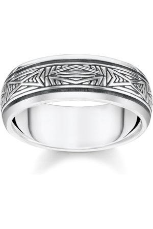 Thomas Sabo Ring Ornament silver