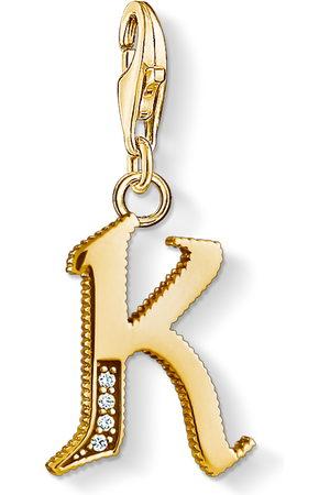 Thomas Sabo Charm-hängsmycke bokstaven K