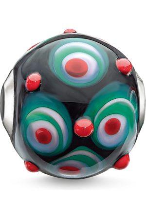Thomas Sabo Smycken - Bead rött, svart, rosa, grönt