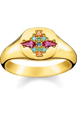 Thomas Sabo Ring stenar i färg