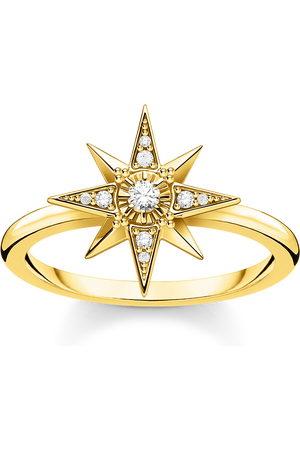 Thomas Sabo Kvinna Ringar - Ring stjärna guld