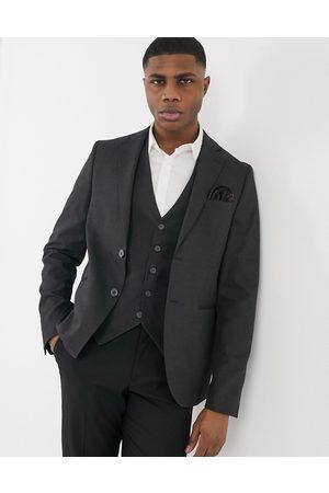 Bolongaro Man Kostymer - – enfärgad kavaj med extra skinny passform, del av kostym