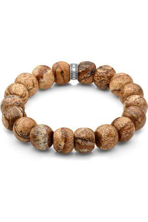 Thomas Sabo Armband - Armband Power Bracelet bruna, beige