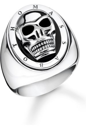 Thomas Sabo Ring dödskalle