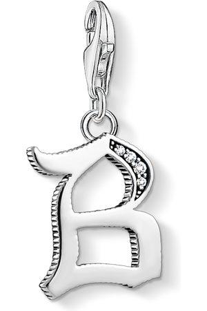 Thomas Sabo Charm-hängsmycke bokstaven B silver
