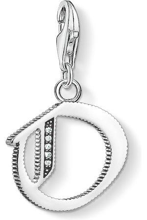 Thomas Sabo Charm-hängsmycke bokstaven O silver