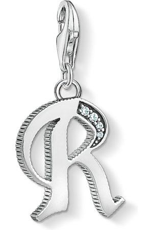 Thomas Sabo Charm-hängsmycke bokstaven R silver