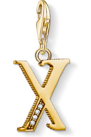Thomas Sabo Charm-hängsmycke bokstaven X
