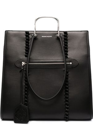Alexander McQueen The Tall Story totebag