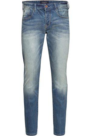 Scotch&Soda Man Slim - Slimmade Jeans Blå