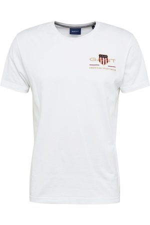 GANT Man T-shirts - T-shirt 'D2. ARCHIVE SHIELD