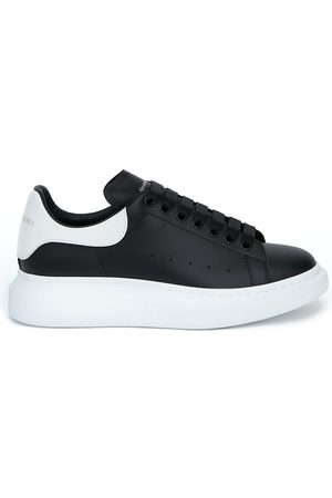 Alexander McQueen Man Sneakers - Grova sneakers med färgblock