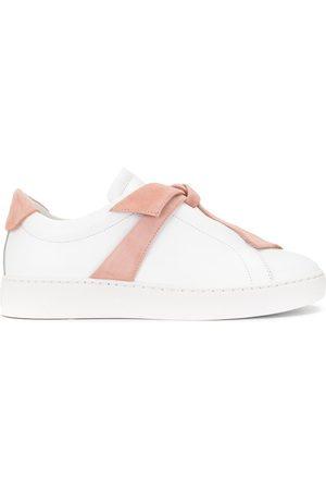 ALEXANDRE BIRMAN Kvinna Sneakers - Låga sneakers med rosettdetalj