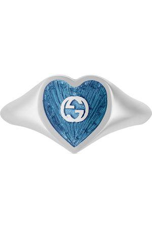 Gucci Kvinna Ringar - Hjärtformad ring
