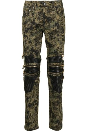 God's Masterful Children Man Skinny - Forestale Biker jeans