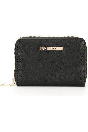 Love Moschino Plånbok med logotypplakett