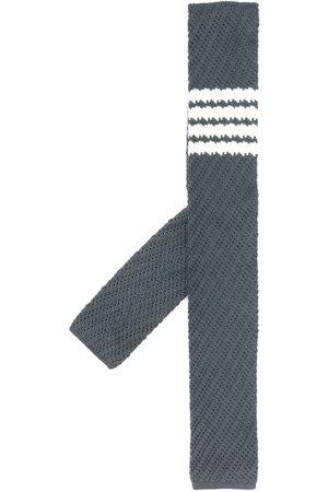 Thom Browne Man Slipsar - Sidenslips med fyra ränder