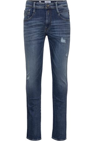Replay Anbass Slimmade Jeans