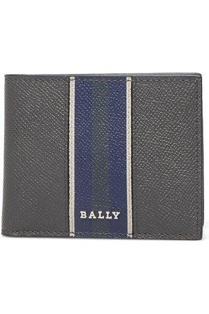 Bally Biman.Bi/05 Accessories Wallets Classic Wallets Grå