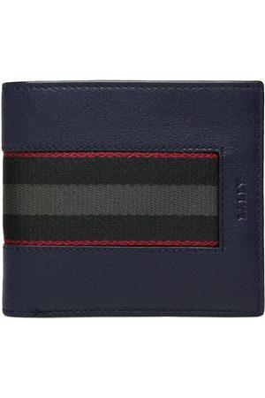 Bally Brasai.Hp/127 Accessories Wallets Classic Wallets Blå
