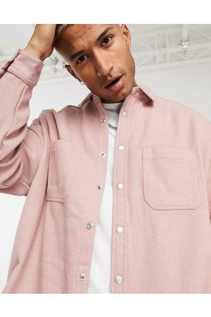 ASOS – ylleskjorta-Pink