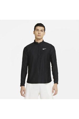 Nike Tenniströja med halv dragkedja Court Dri-FIT Advantage för män
