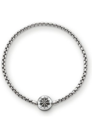 Thomas Sabo Armband för Beads svärtat