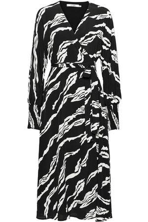 Gestuz Zohagz Wrap Dress Ms21 Knälång Klänning