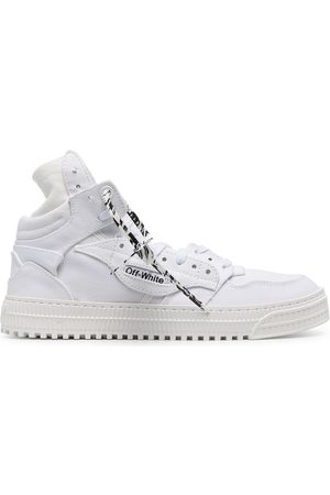 OFF-WHITE Off Court höga sneakers