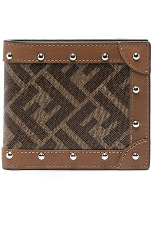 Fendi Plånbok med logotyp