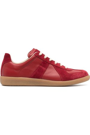 Maison Margiela Låga sneakers med panel