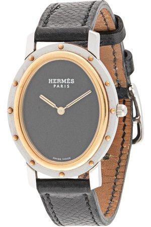 Hermès Kvinna Klockor - Pre-owned Clipper Oval 26 mm klocka